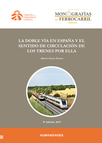 Double track in Spain and the direction of travel of the trains running on it